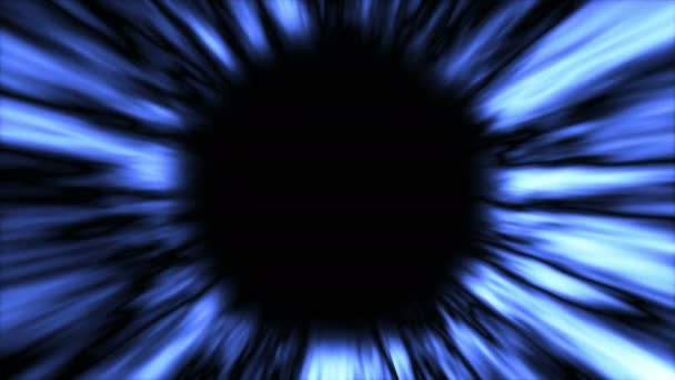 Abstraktní pozadí s černou dírou. Místa na pozadí