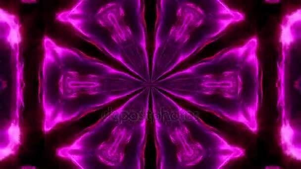 Lila absztrakt Kaleidoszkóp háttér