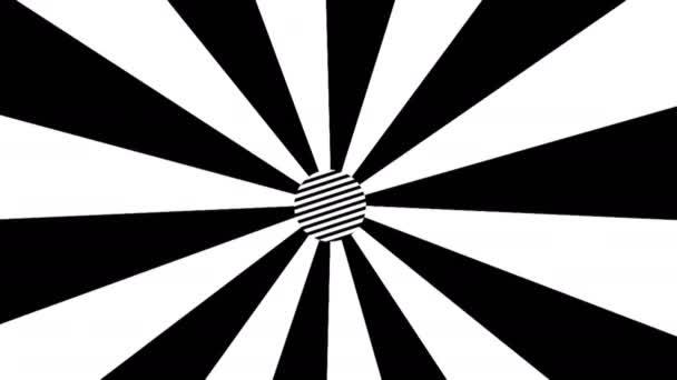 Černé a bílé pruhy na pozadí. Abstraktní pozadí digitální