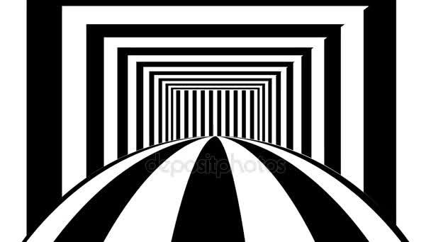 sfondo astratto con strisce bianche e nere