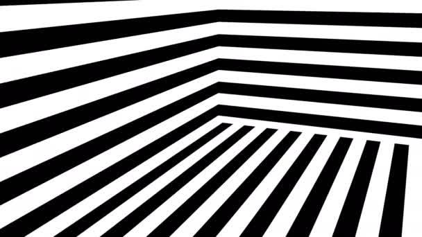 abstraktní pozadí s černými a bílými pruhy