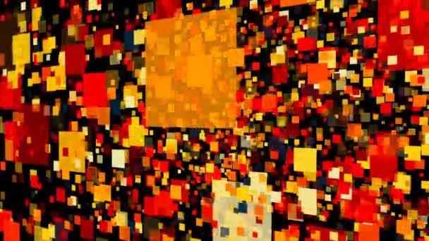sfondo astratto con rettangoli colorati