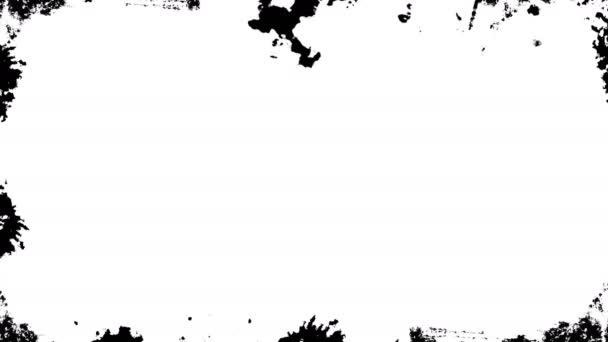 Absztrakt háttér grunge keret textúra. Digitális illusztráció hátteret