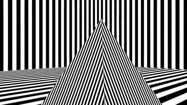 elvont háttér fekete-fehér csíkok