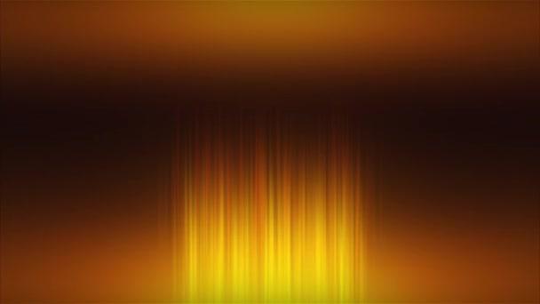 Arany vonalak áramlása világítással, számítógép generálva. 3D-s renderelő háttér ismétlődő diák