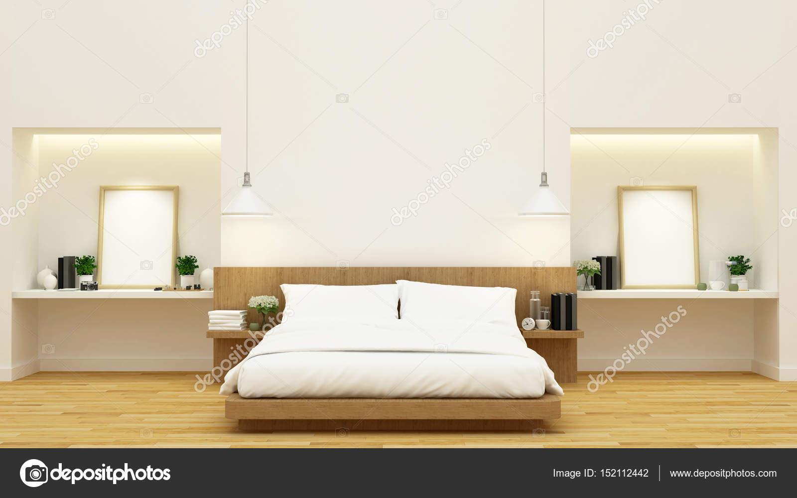 Decorazione Camere Da Letto : Decorazione camera da letto d rendering u foto stock pantowto