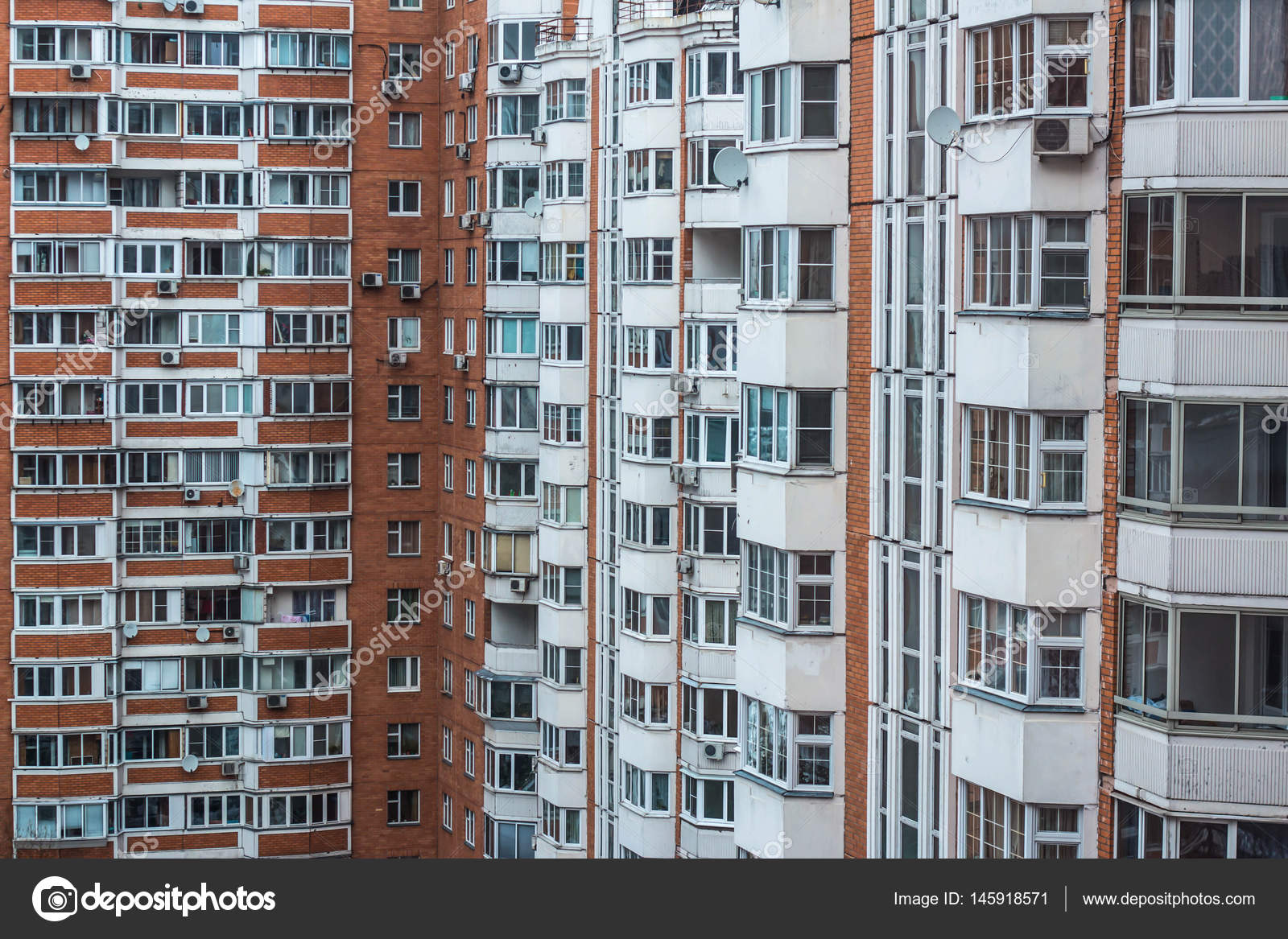 apartments moscow russia. MOSCOW  RUSSIA FEBRUARY 2017 Borisovskie Prudy ponds Borisovo district Typical Moscow living quarters apartments windows