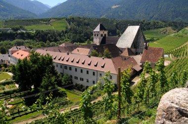 Novacella Monastery, Varna, Bolzano, Trentino Alto Adige, Italy