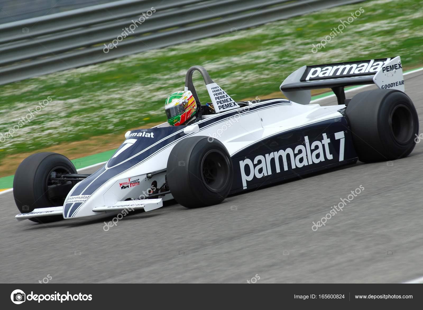 Mugello Circuit 1 April 2007: Unknown run on Classic F1 Car 1980 ...
