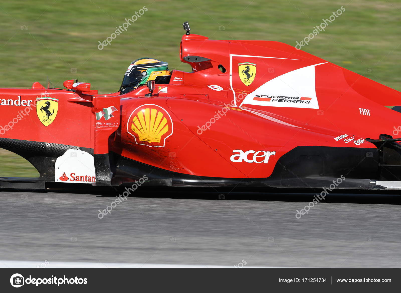 Circuito Del Mugello : Mugello esso ottobre 2017: moderna epoca ferrari f1 sul circuito