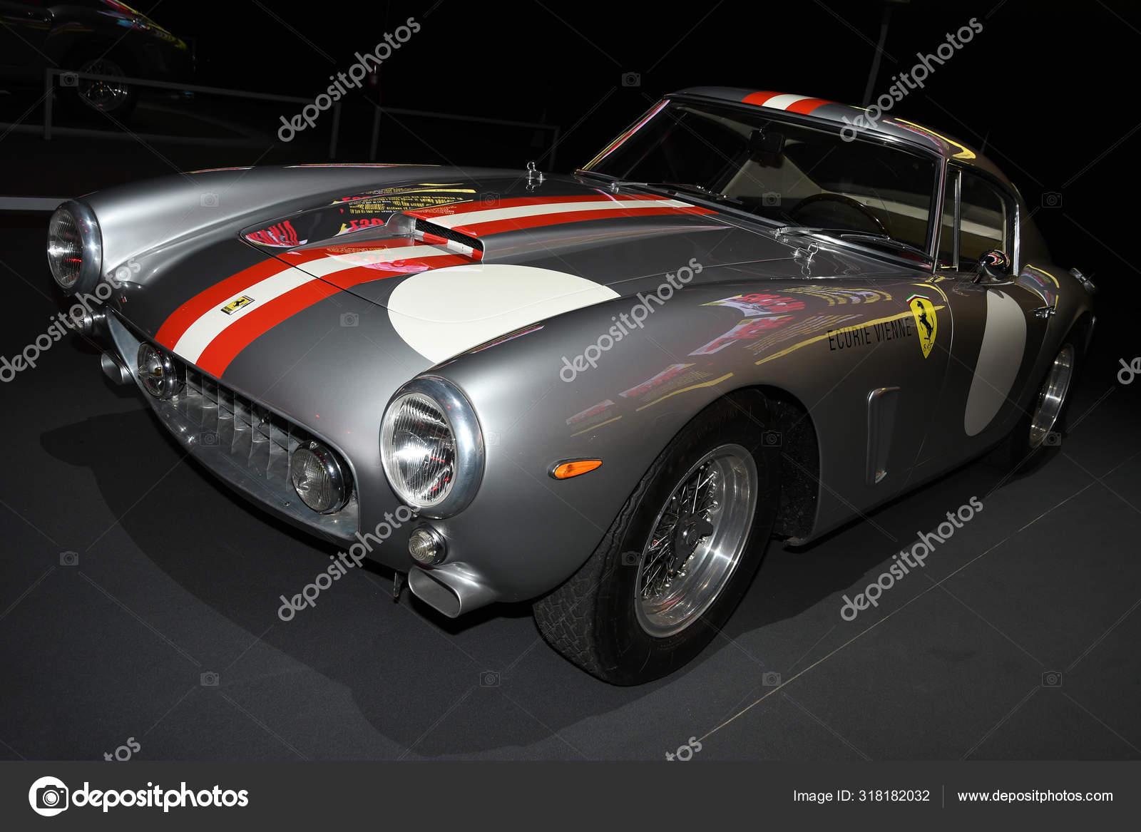 Mugello Circuit October 2019 Vintage Ferrari 250 Swb Ecurie Vienne Stock Editorial Photo C Dan74 318182032