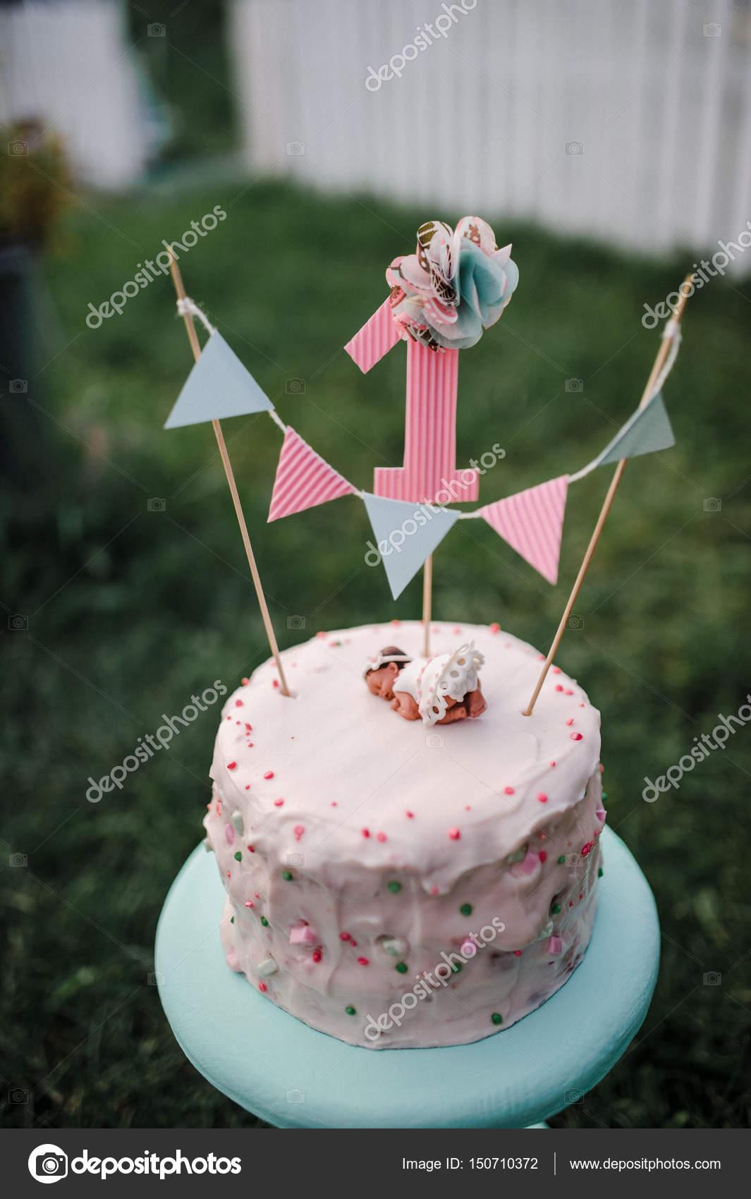 Strange Images First Birthday Cake For Girl A Birthday Cake For The Funny Birthday Cards Online Necthendildamsfinfo