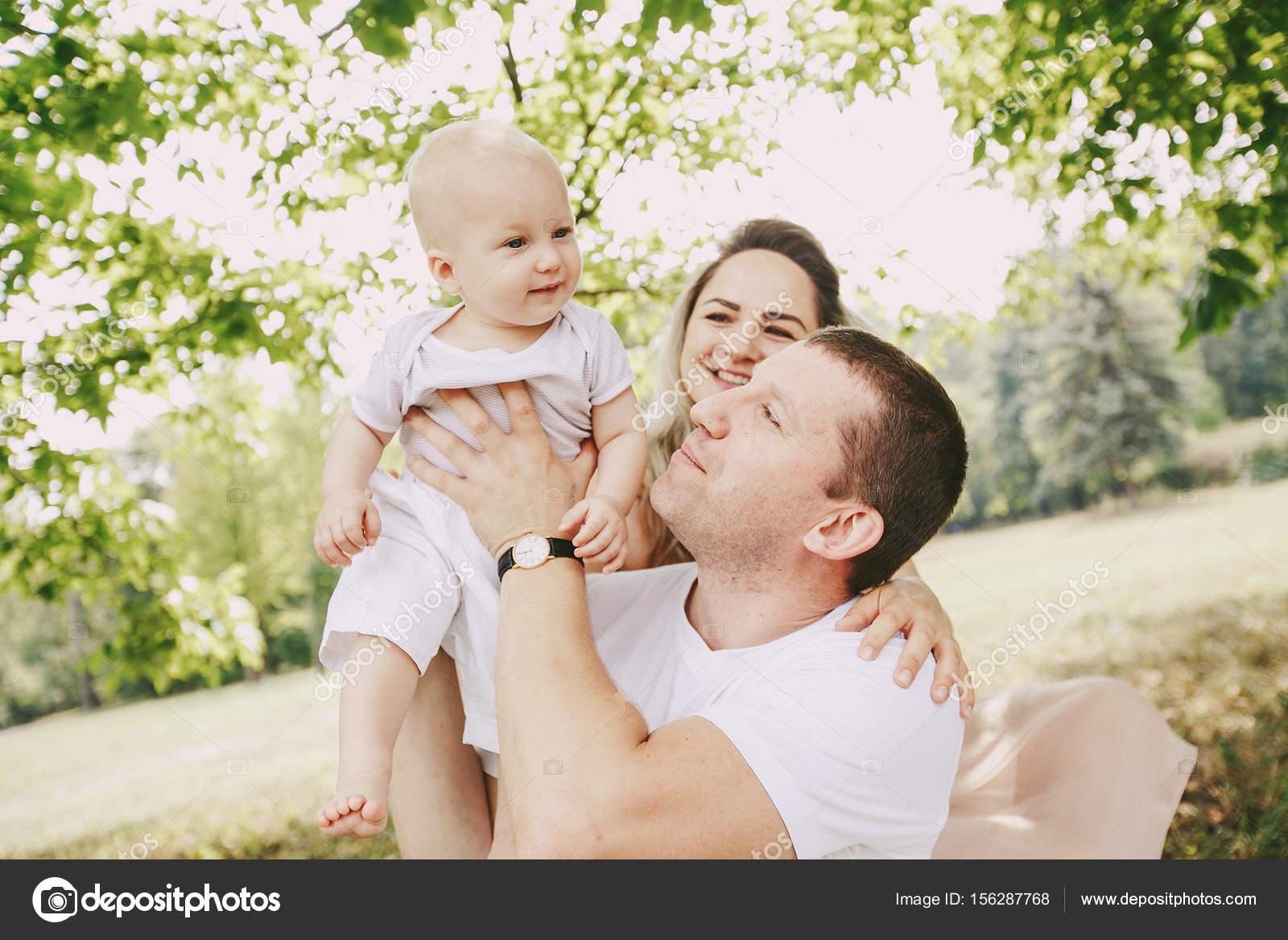 Happy Family Hd Stock Photo Hetmanstock 156287768