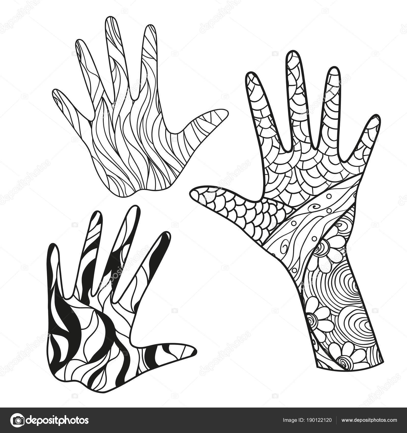 Arte creativo. Ilustración — Archivo Imágenes Vectoriales ...