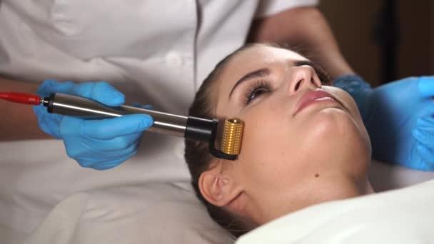 Facial rejuvenation procedure very pity