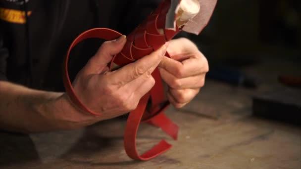 Video rote Röhre