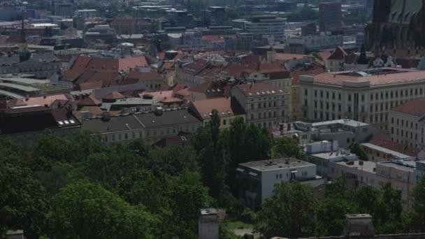 Architecture of Brno, Czech Republic