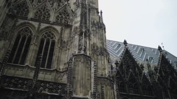 St. Stephens Cathedral. Sights of Vienna, Austria