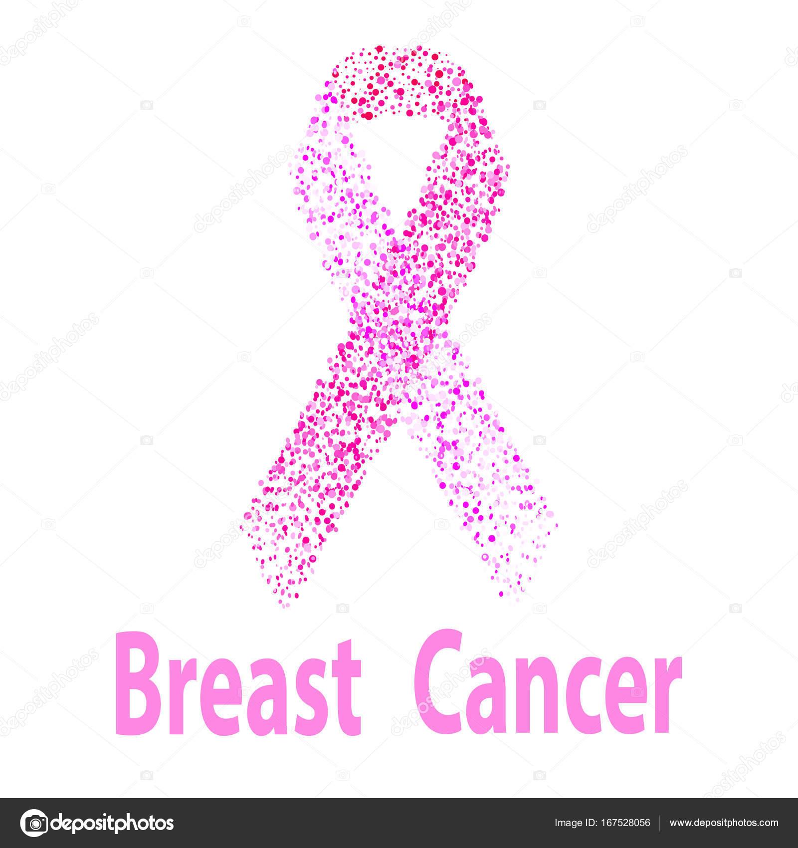 Imagenes Lazos Rosas Cancer.Lazos Rosas Contra El Cancer Para Descargar Cinta De Color
