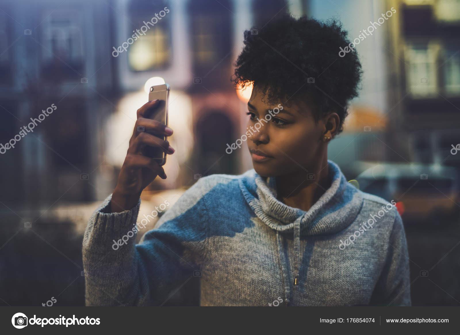 Νεαρή Ebony έφηβος