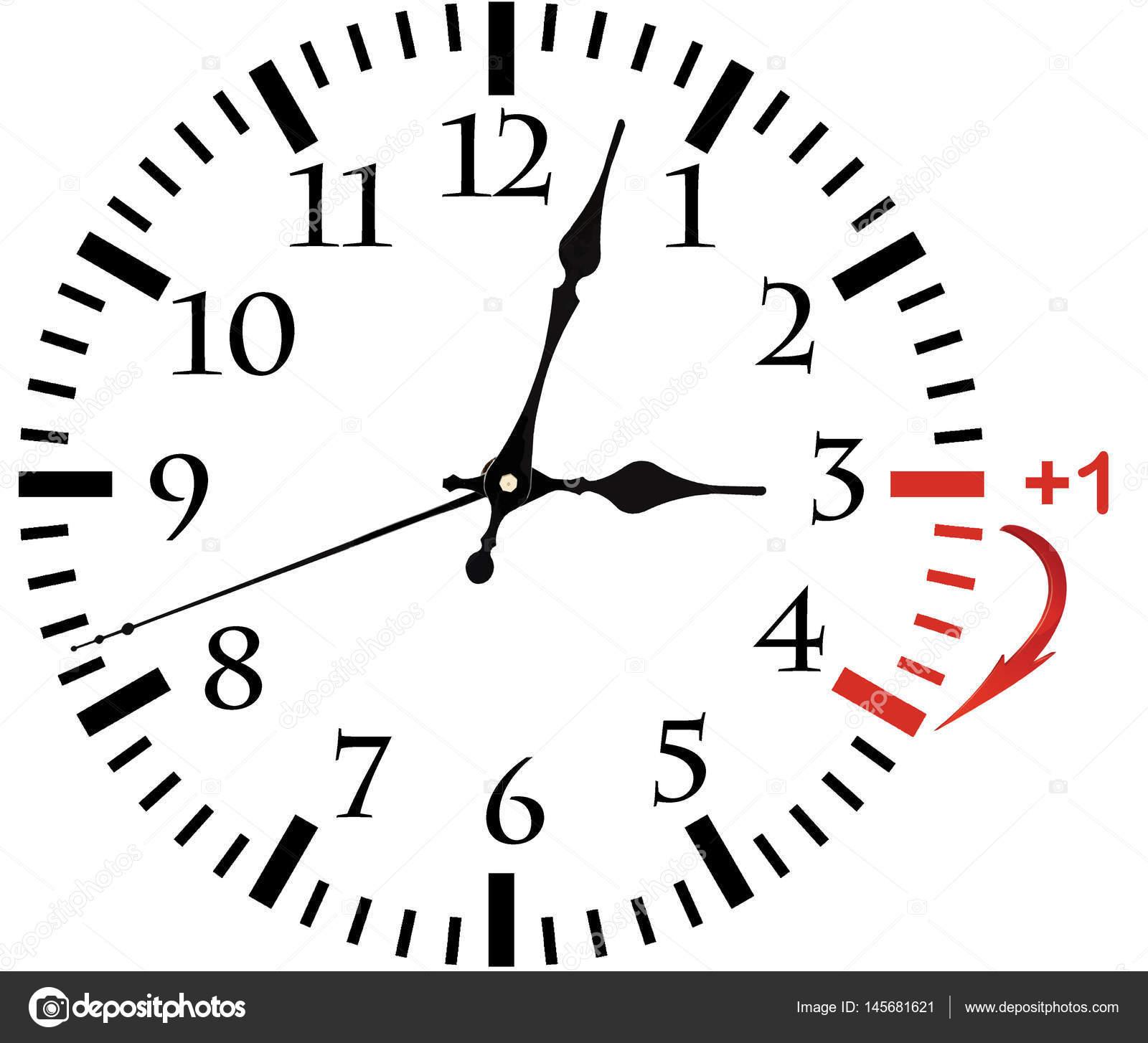 Ізольована електронні настінні годинники — Стокове фото — цифри ... 5e86627329868