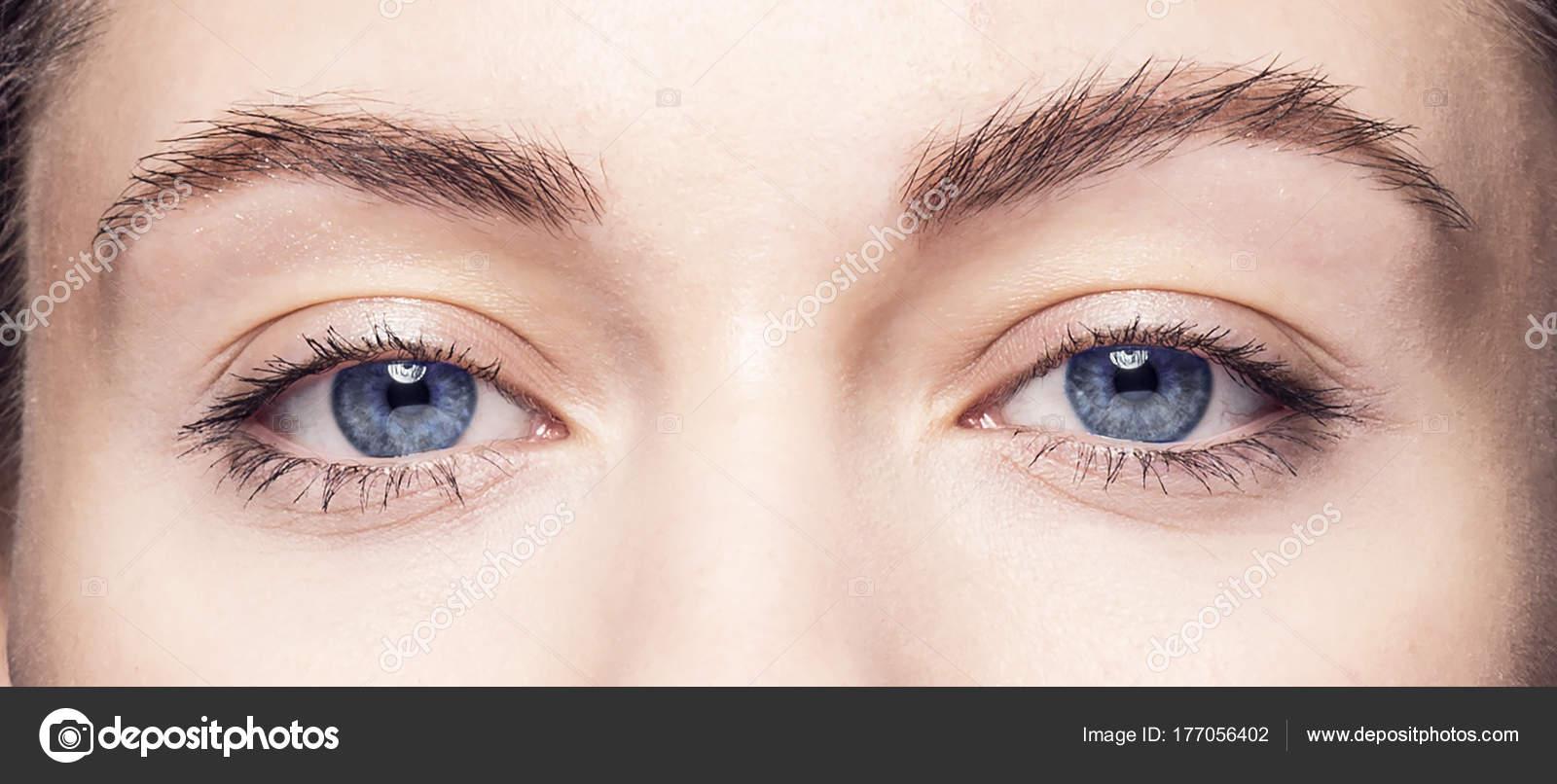 Imágenes Ojos Bonitos Llorando Cerrarán Ojos Mujer Hermosos