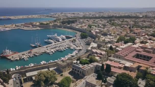 Panoráma města Rhodos