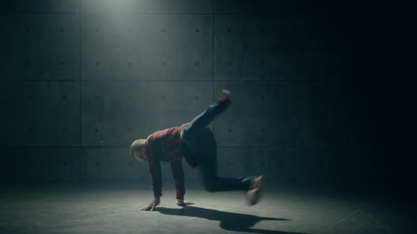 B-boy tanec breakdance