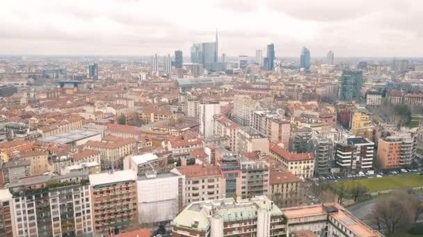 Paesaggio urbano di Milano