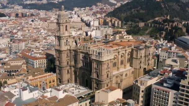 Our Lady of Incarnation Cathedral in Malaga