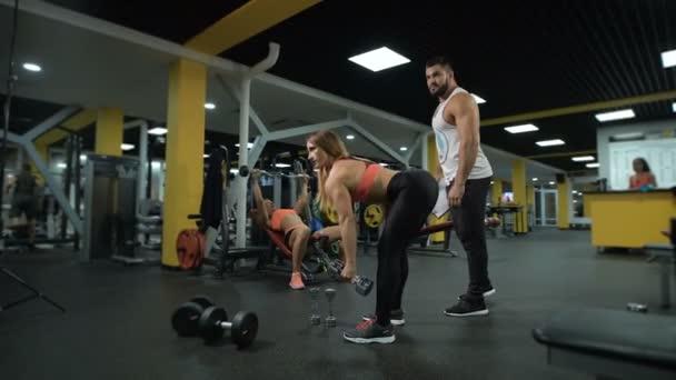 Holky zacvičte si s osobním trenérem