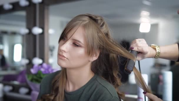 Hairdressing Salon The Specialist In Hair Stacks The Girl On A