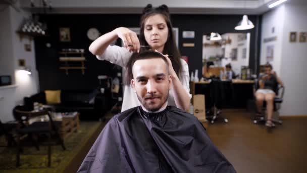 Videos de corte de cabello uno mismo