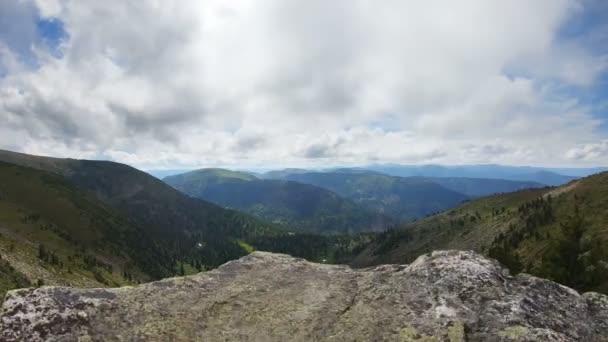 malebná horská krajina