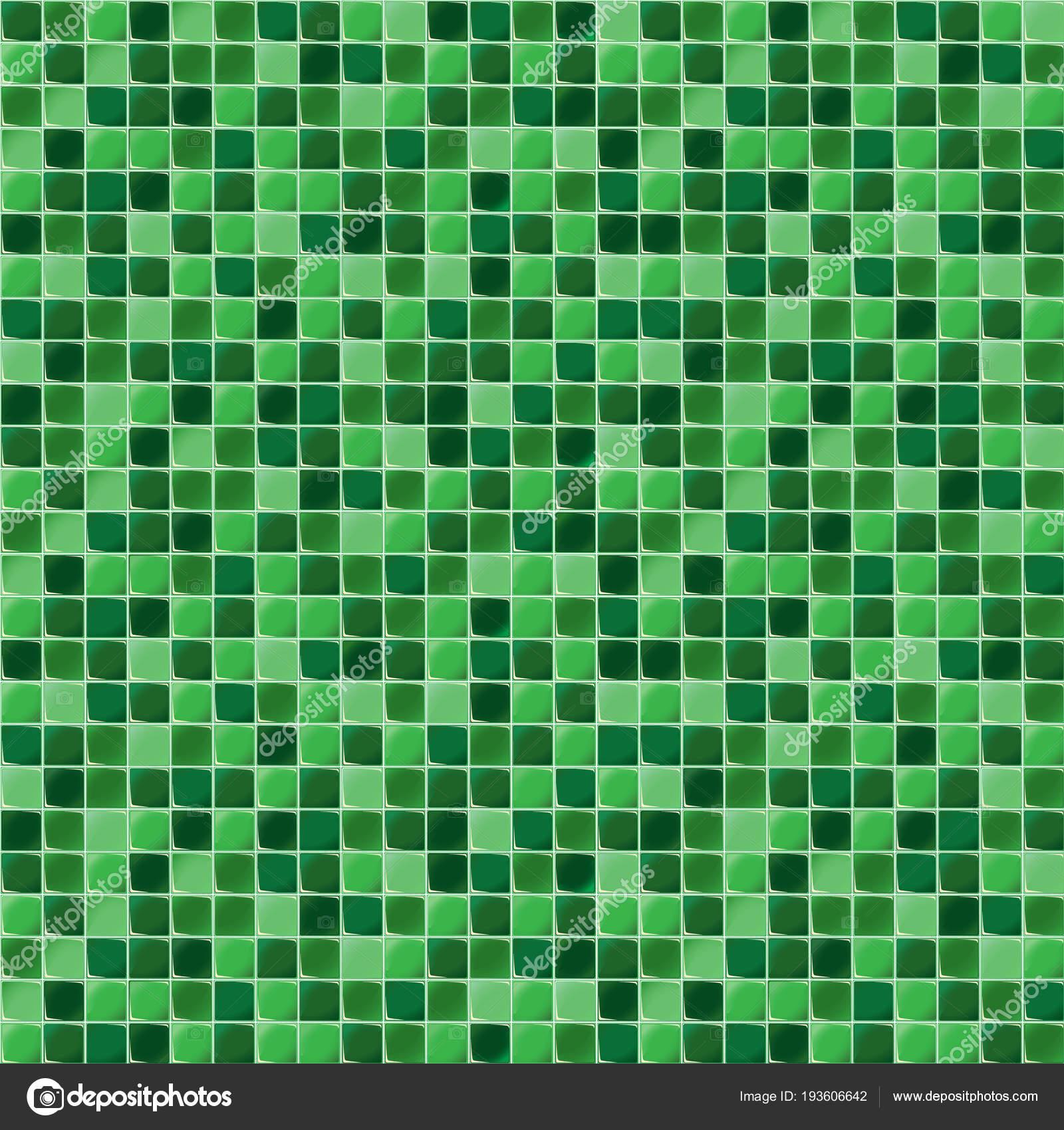 Mosaico de azulejos para baño y spa. Fondo transparente. Repetición ...