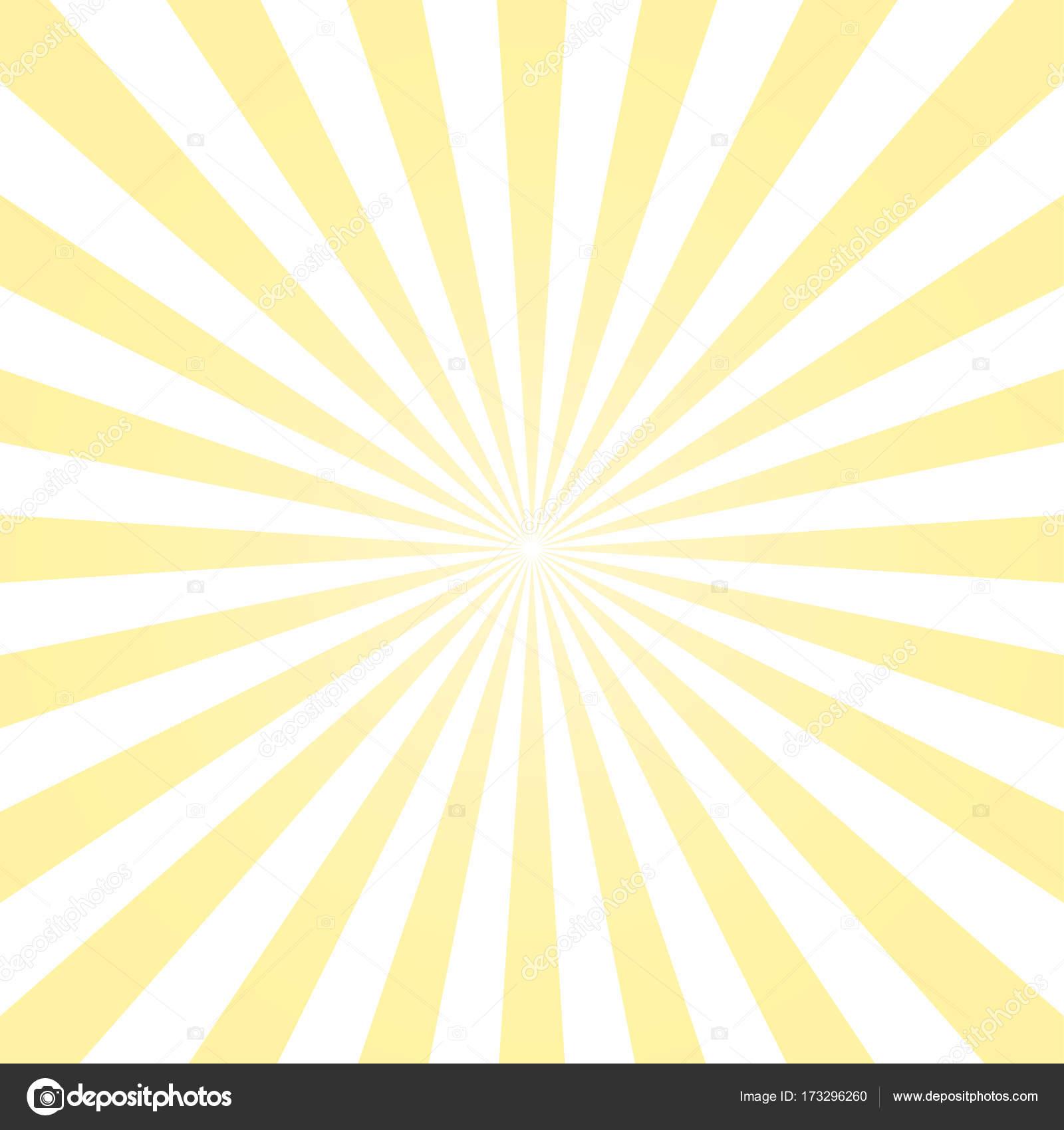 Sun rays background vector