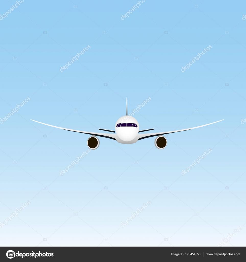 De Burgerluchtvaart Reizen Passagier Lucht Vliegtuig