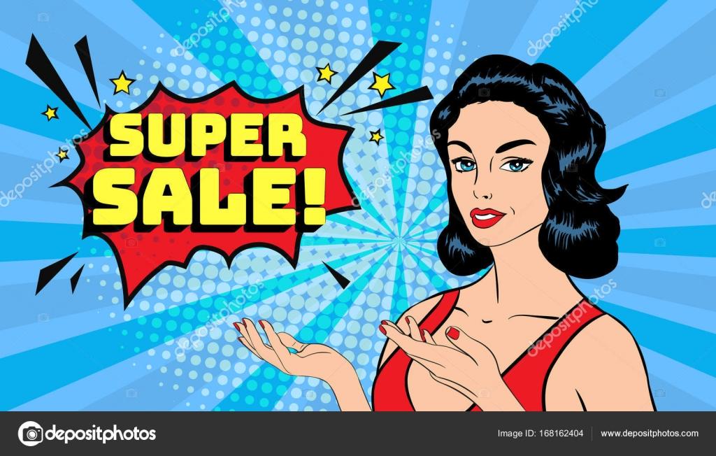 Signora Di Pop Art Di Vettore Dell Annata Vettoriali Stock C Choostudio 168162404