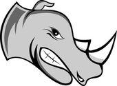 královna nosorožec