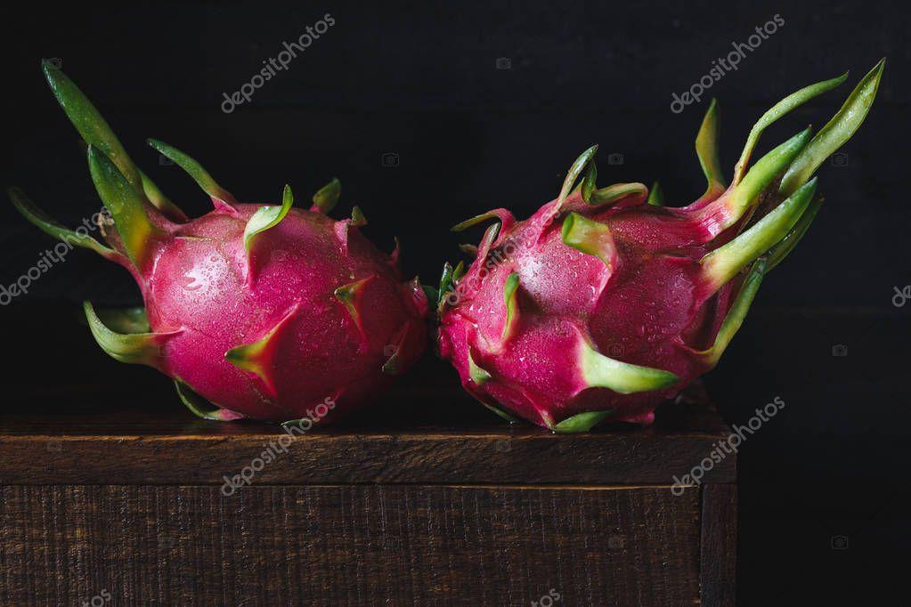 Fresh Dragon Fruits