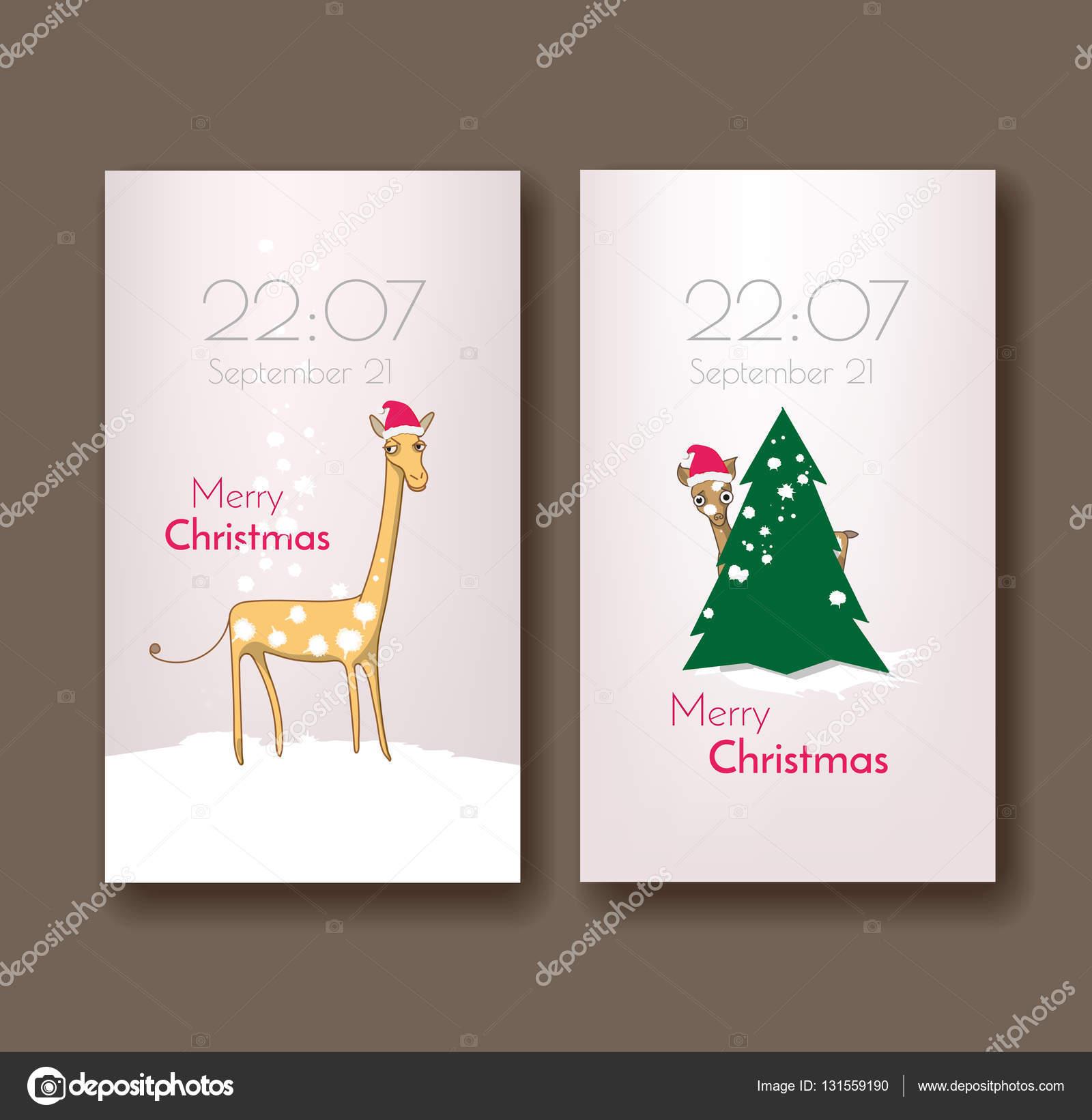 Auguri Di Natale Yahoo.Biglietti Di Auguri Di Natale Con Gli Animali Divertenti
