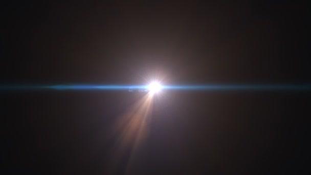 Krásný velký třesk stvoření vesmíru. Obrovské první explozi a tvorba hvězd a galaxií ve vesmíru. HD 1080.