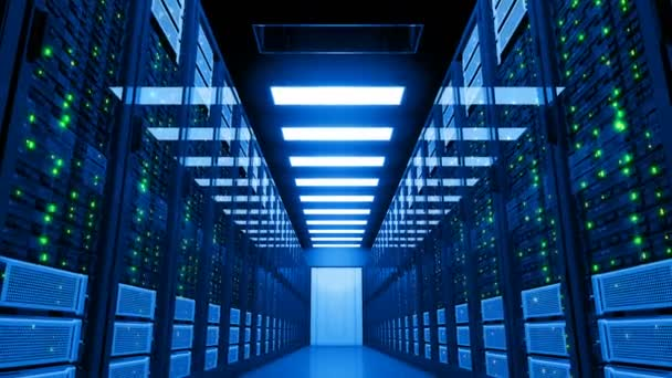 Power Failure In Datacenter Blackout In Server Room