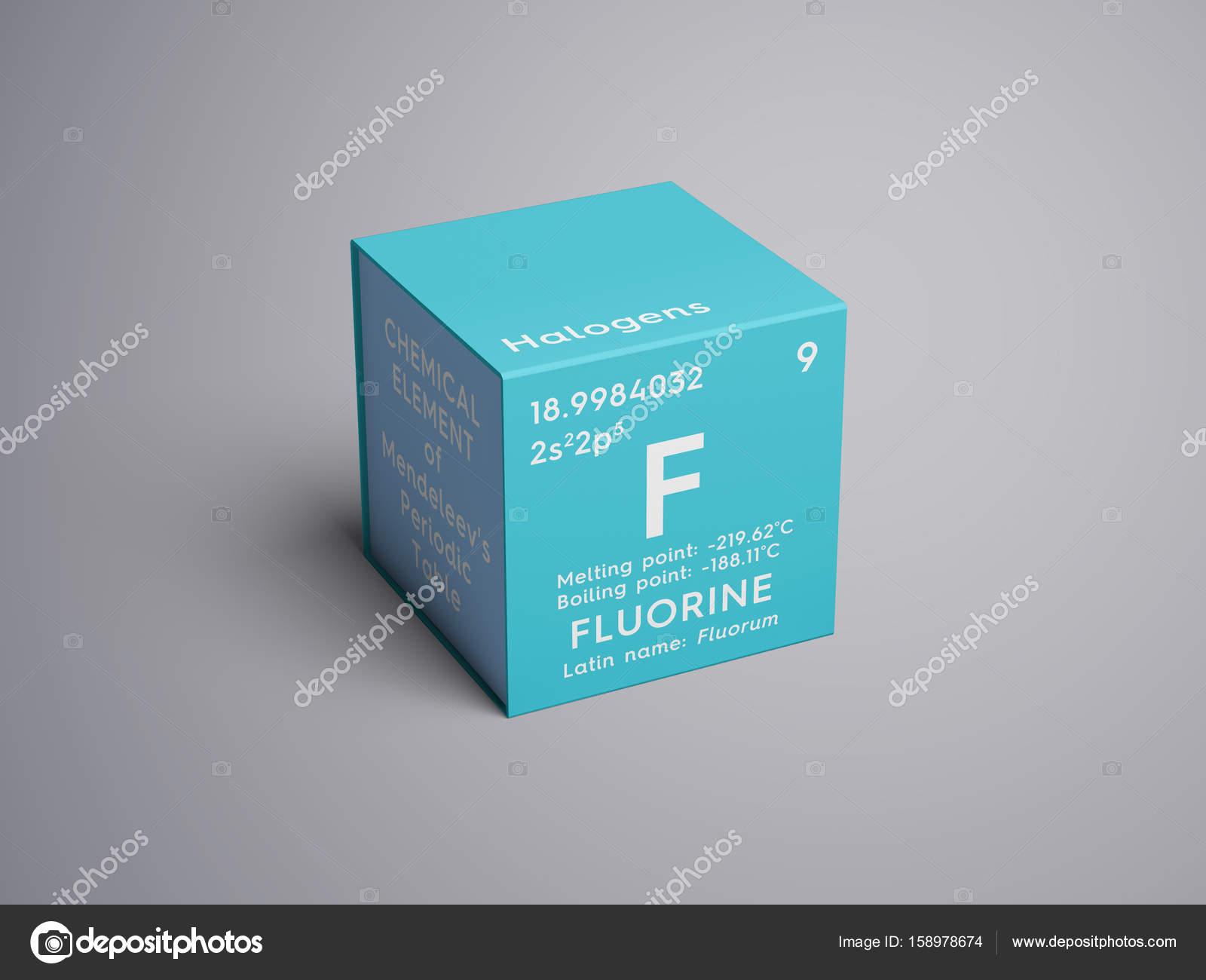 Flor halgenos elemento qumico de la tabla de periodica de for Living room trackid sp 006