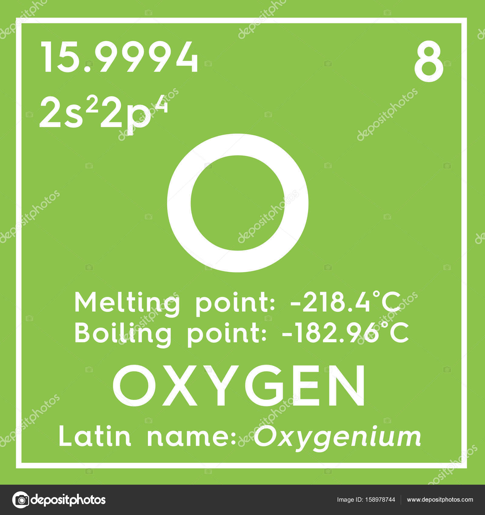 Oxygen other nonmetals chemical element of mendeleevs periodic oxygen other nonmetals chemical element of mendeleevs periodic table oxygen in square cube creative concept photo by sanches812 urtaz Choice Image