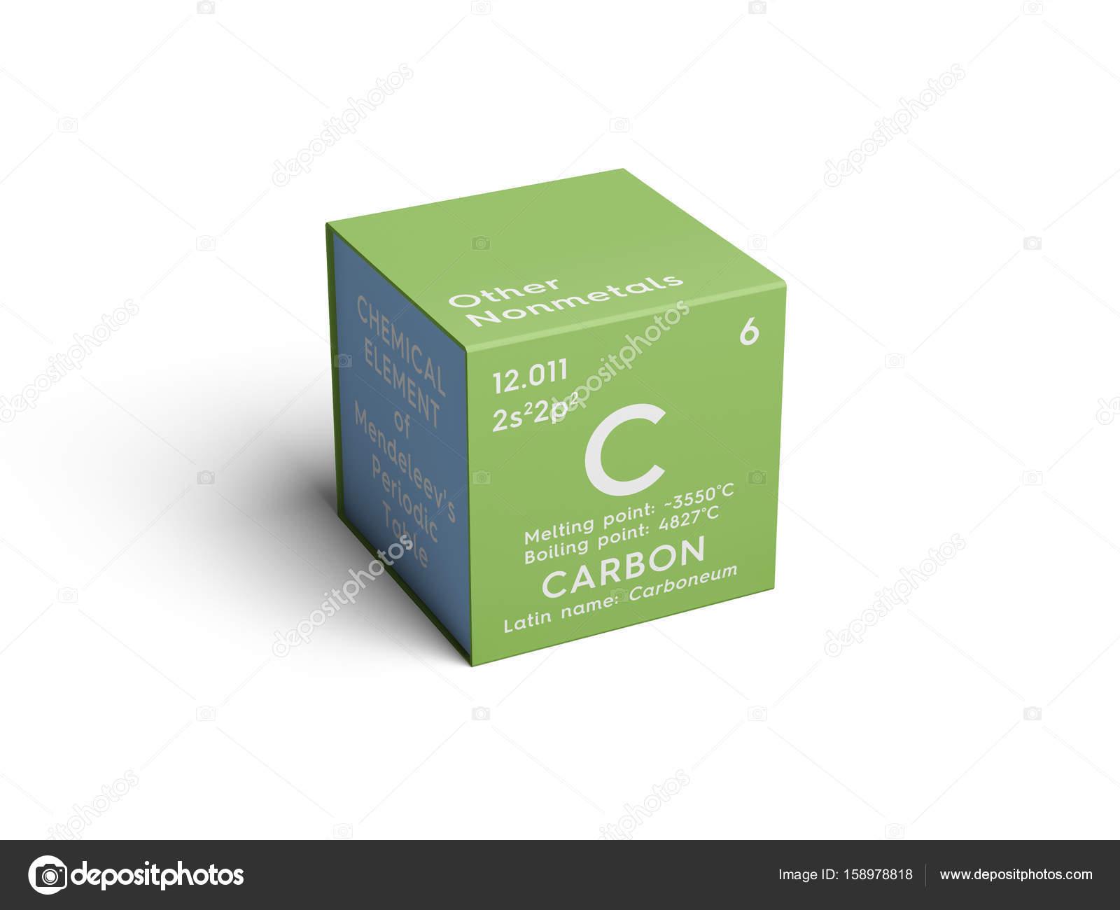 Carbono otros no metales elemento qumico de la tabla de carbono otros no metales elemento qumico de la tabla de periodica de mendeleiev urtaz Gallery