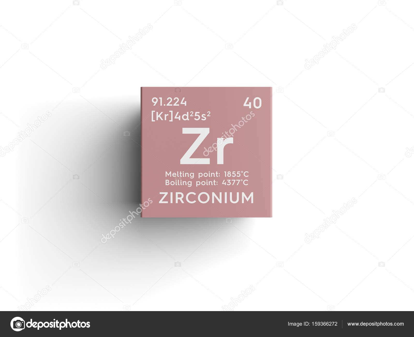 Circonio metales de transicin elemento qumico de la tabla de circonio metales de transicin elemento qumico de la tabla de periodica de mendeleiev urtaz Image collections