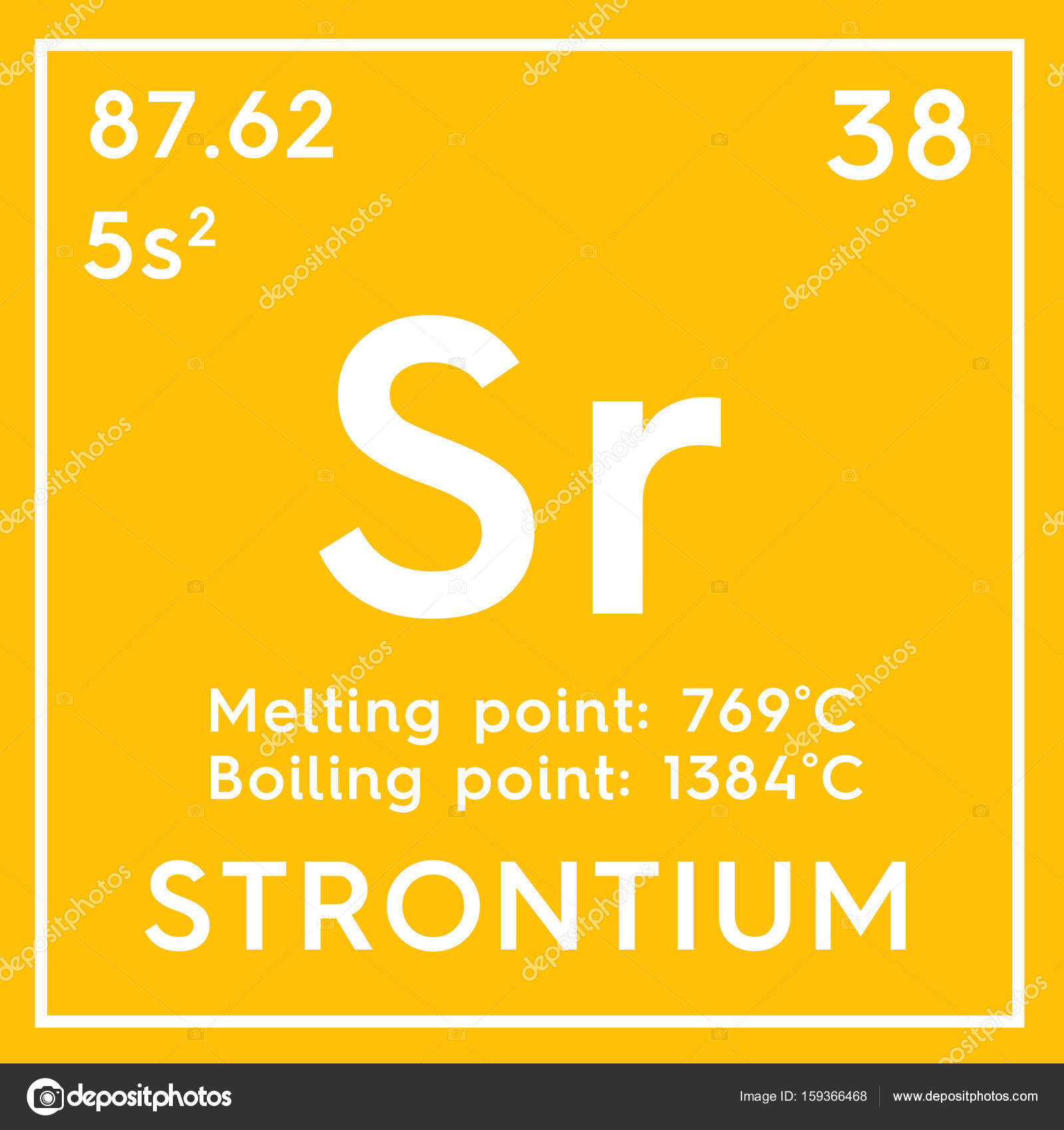 Strontium alkaline earth metals chemical element of mendeleevs alkaline earth metals chemical element of mendeleevs periodic table stock photo urtaz Choice Image