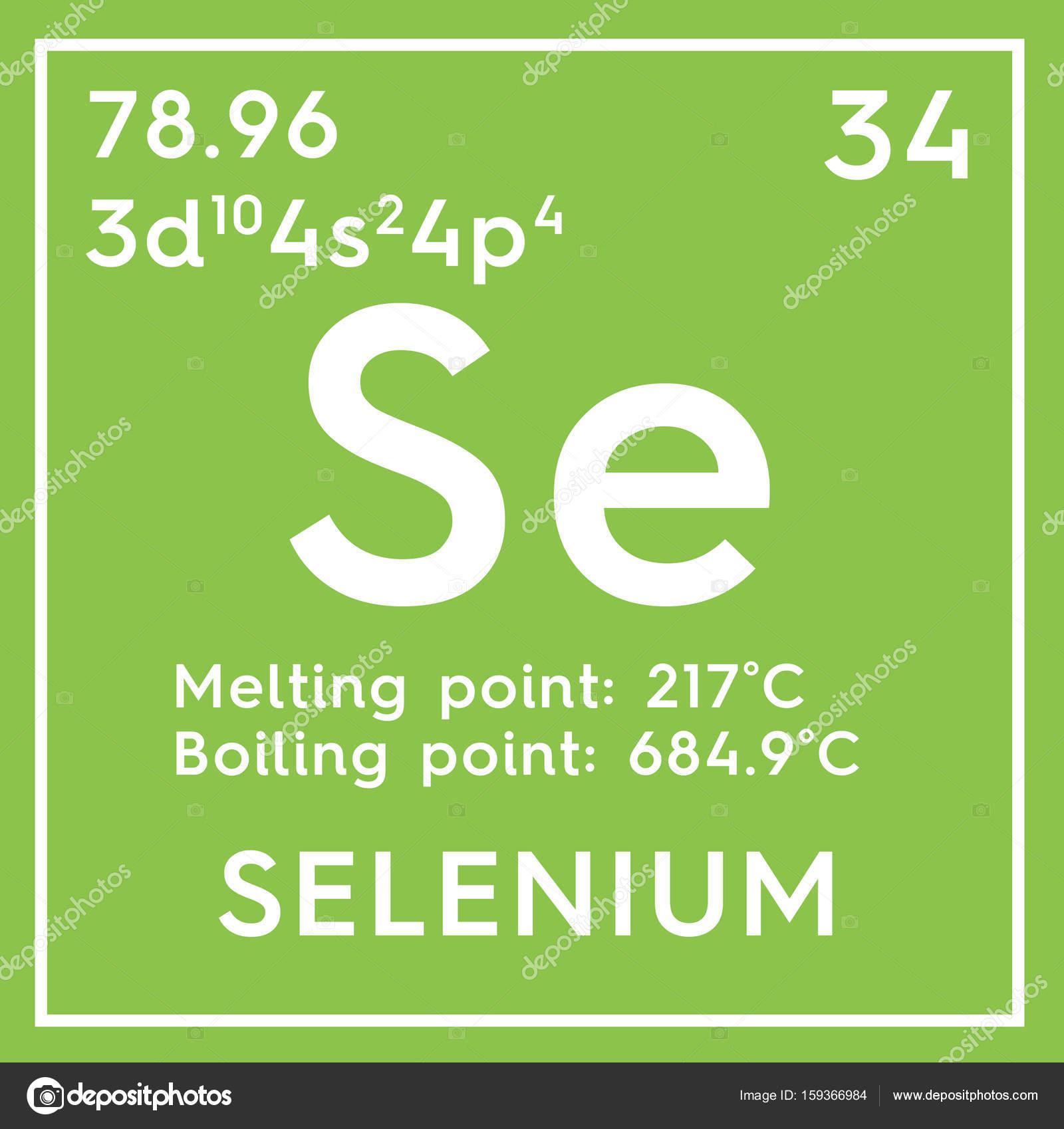 Selenio otros no metales elemento qumico de la tabla de periodica selenio otros no metales elemento qumico de la tabla de periodica de mendeleiev urtaz Image collections