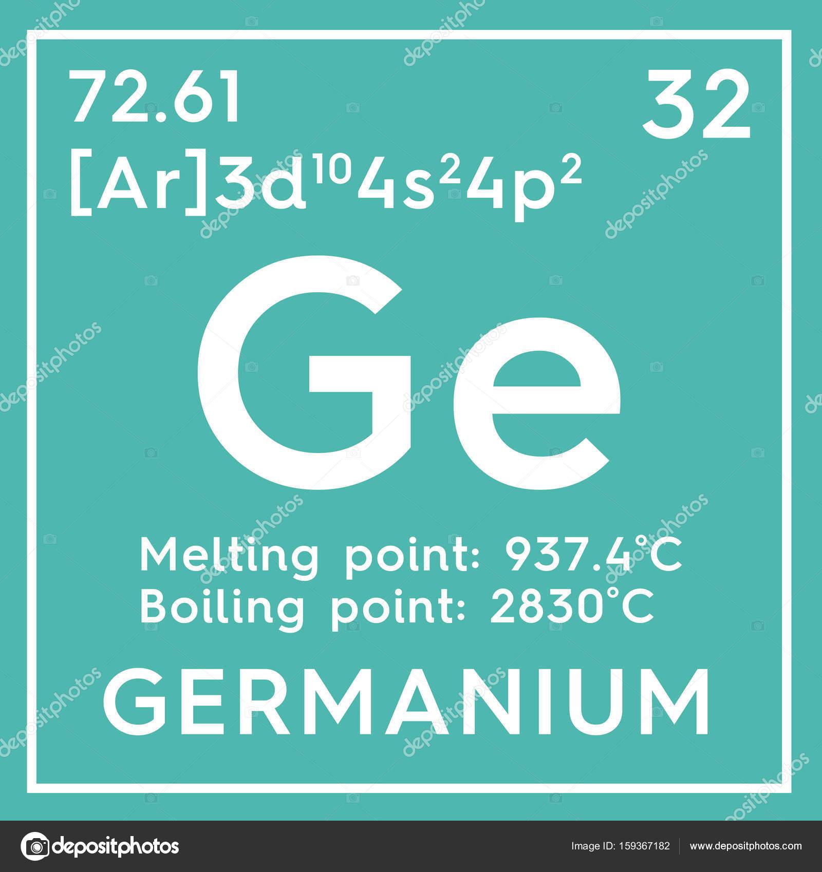 Germanio metaloides elemento qumico de la tabla de periodica de germanio metaloides elemento qumico de la tabla de periodica de mendeleiev foto de urtaz Gallery